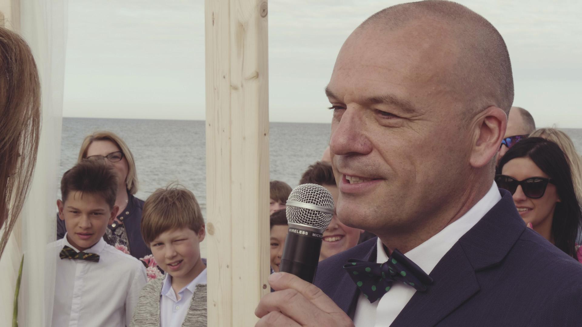 17 ślub na plaży