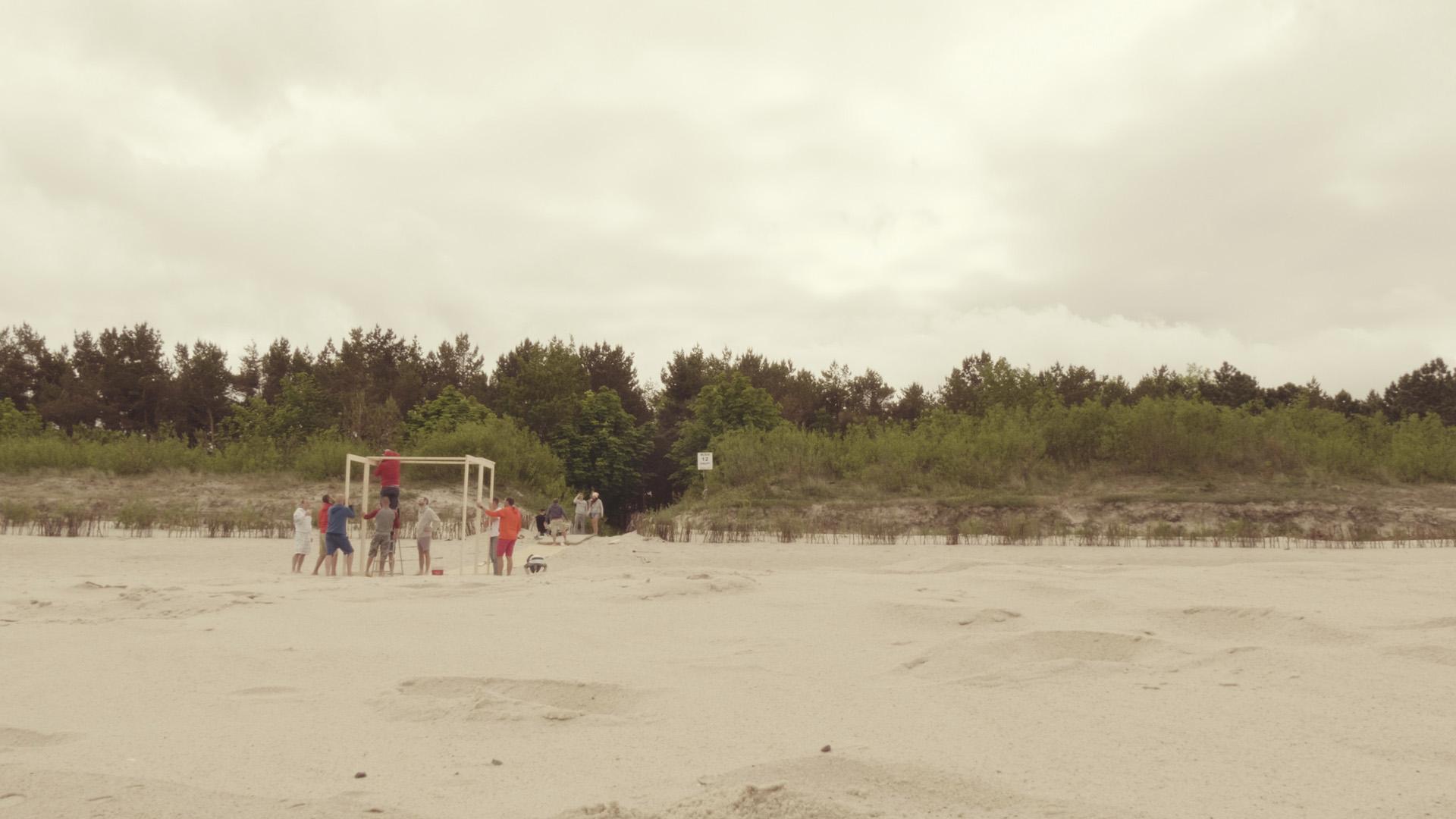 8 ślub w plenerze na plaży nad morzem