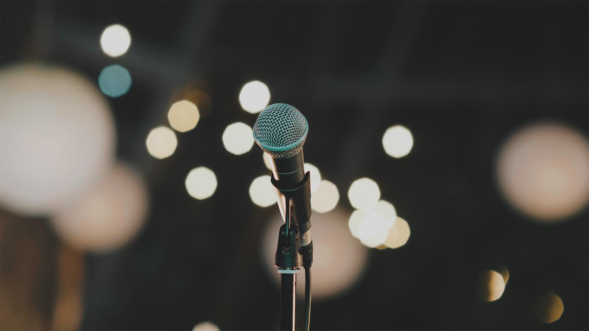 mikrofon folwark wąsowo