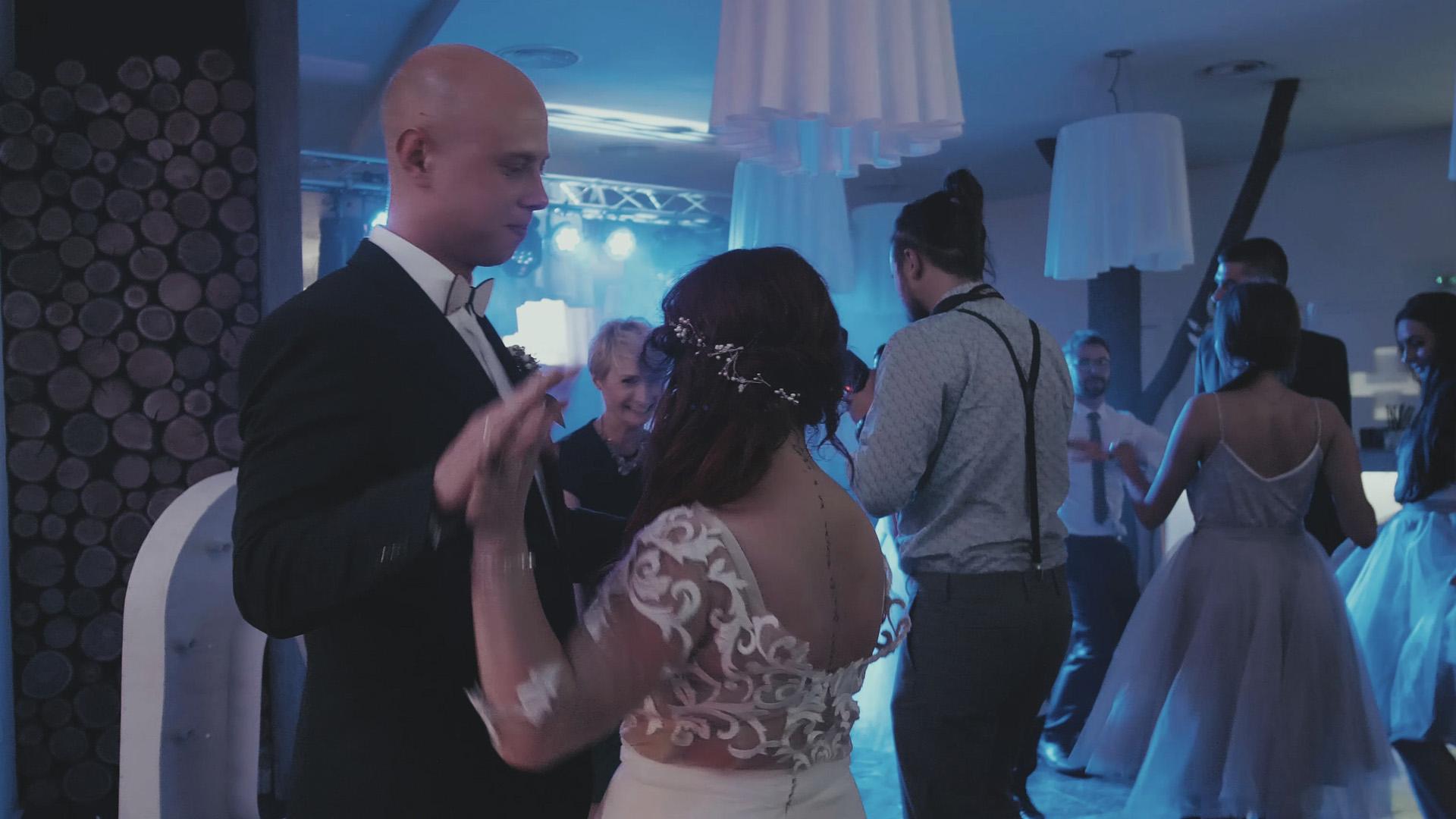 28 hotelarnia wesele teledysk ślubny