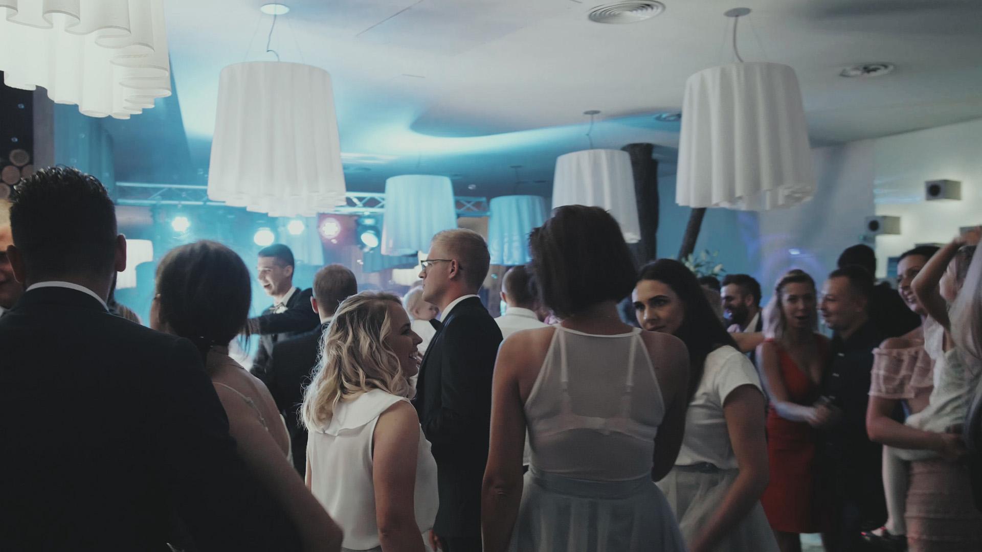 29 hotelarnia wesele teledysk ślubny