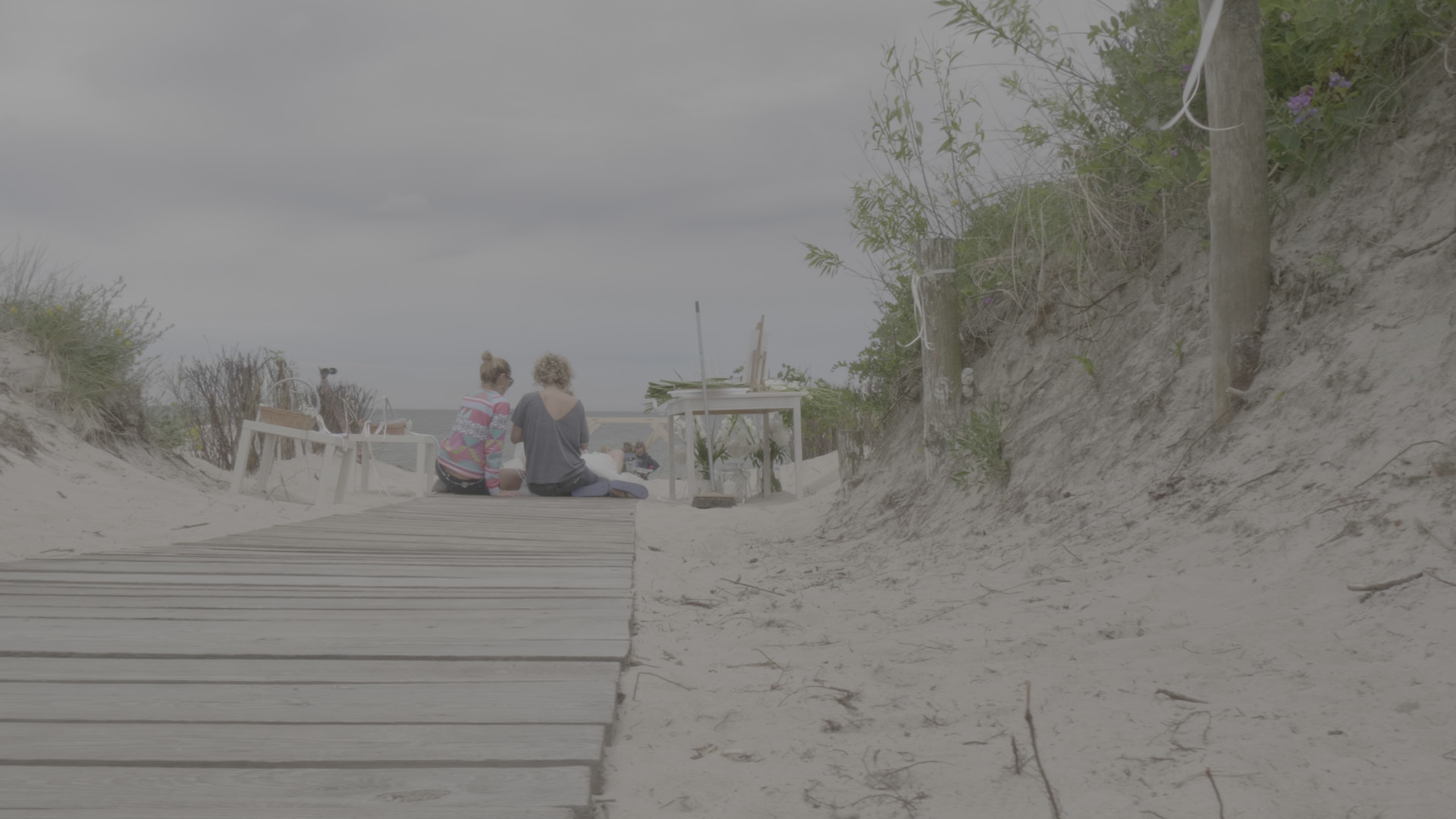 Film ślubny filmowanie wesele - płaski profil