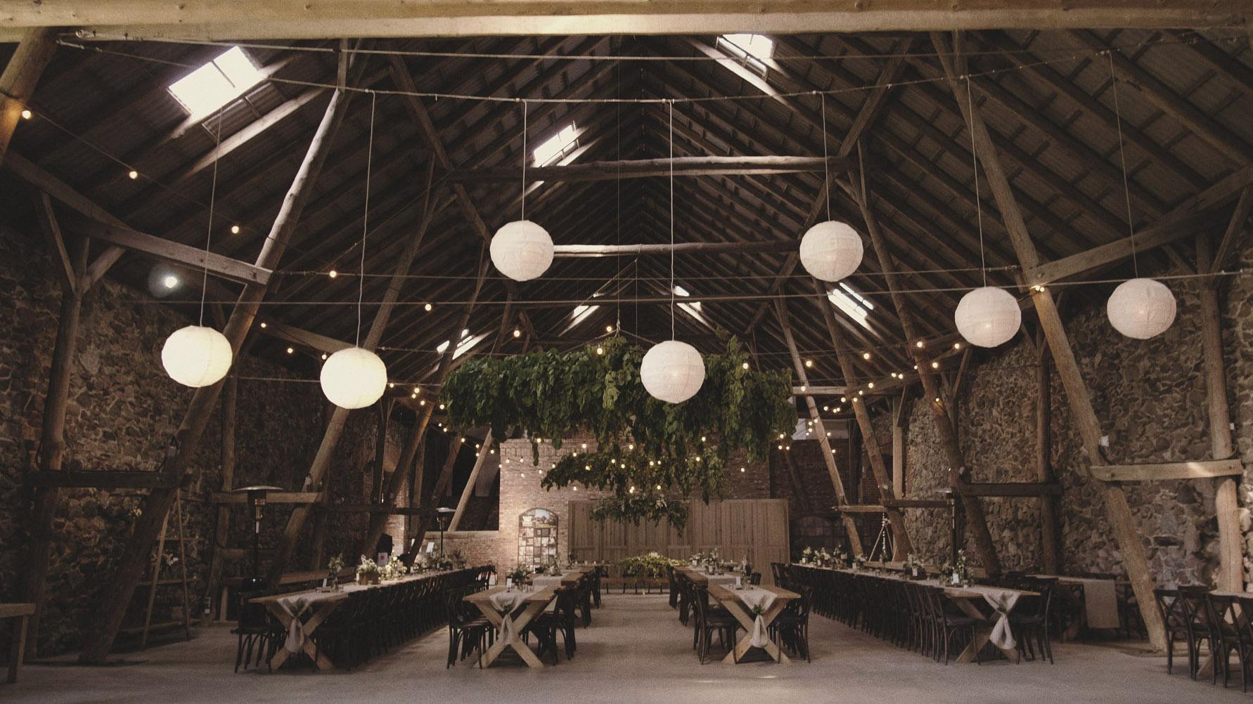 15 ślub w stodole Folwark Wąsowo