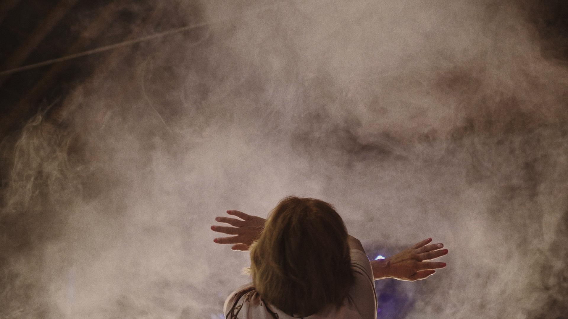 15 sztuczny dym na ślub poznań
