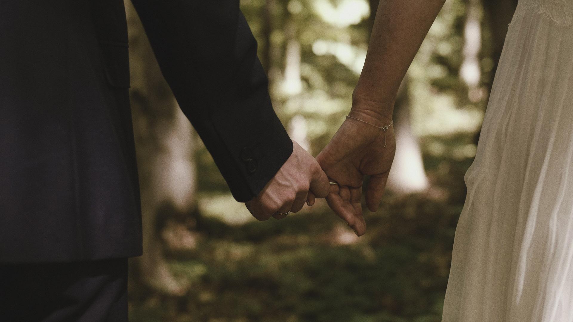 19 sesja ślubna w lesie poznań