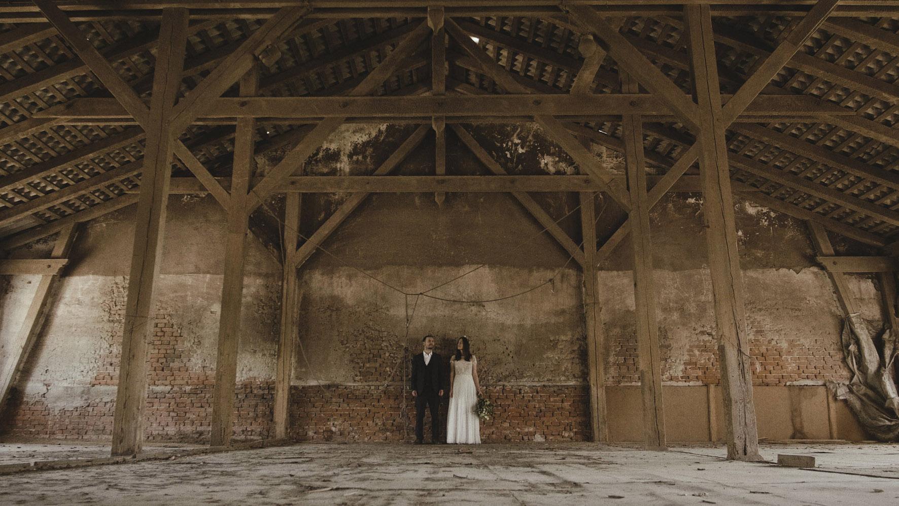 43 folwark wąsowo piękna stodoła ślub wesele