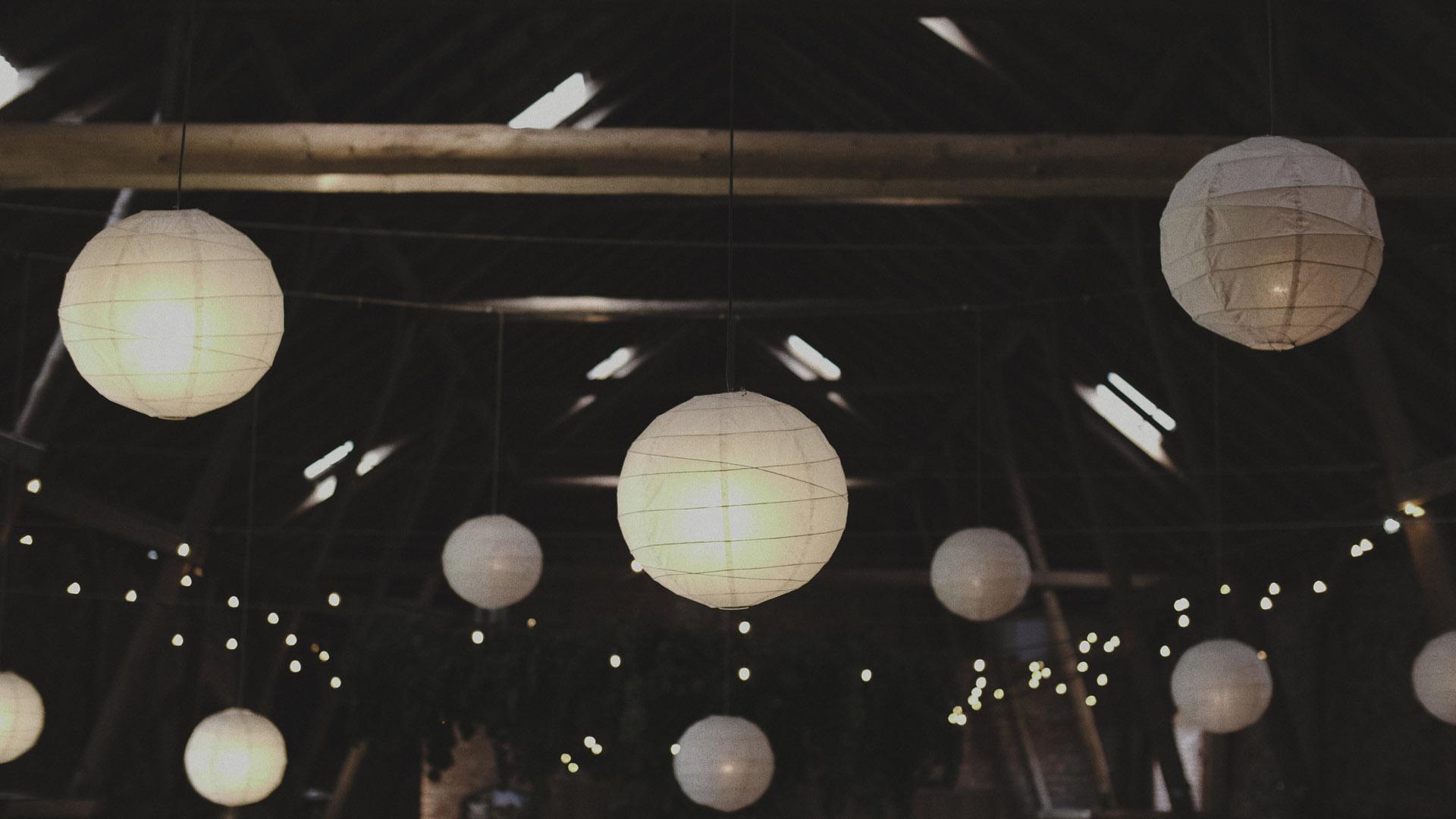 5 lampiony na ślub Folwark Wąsowo