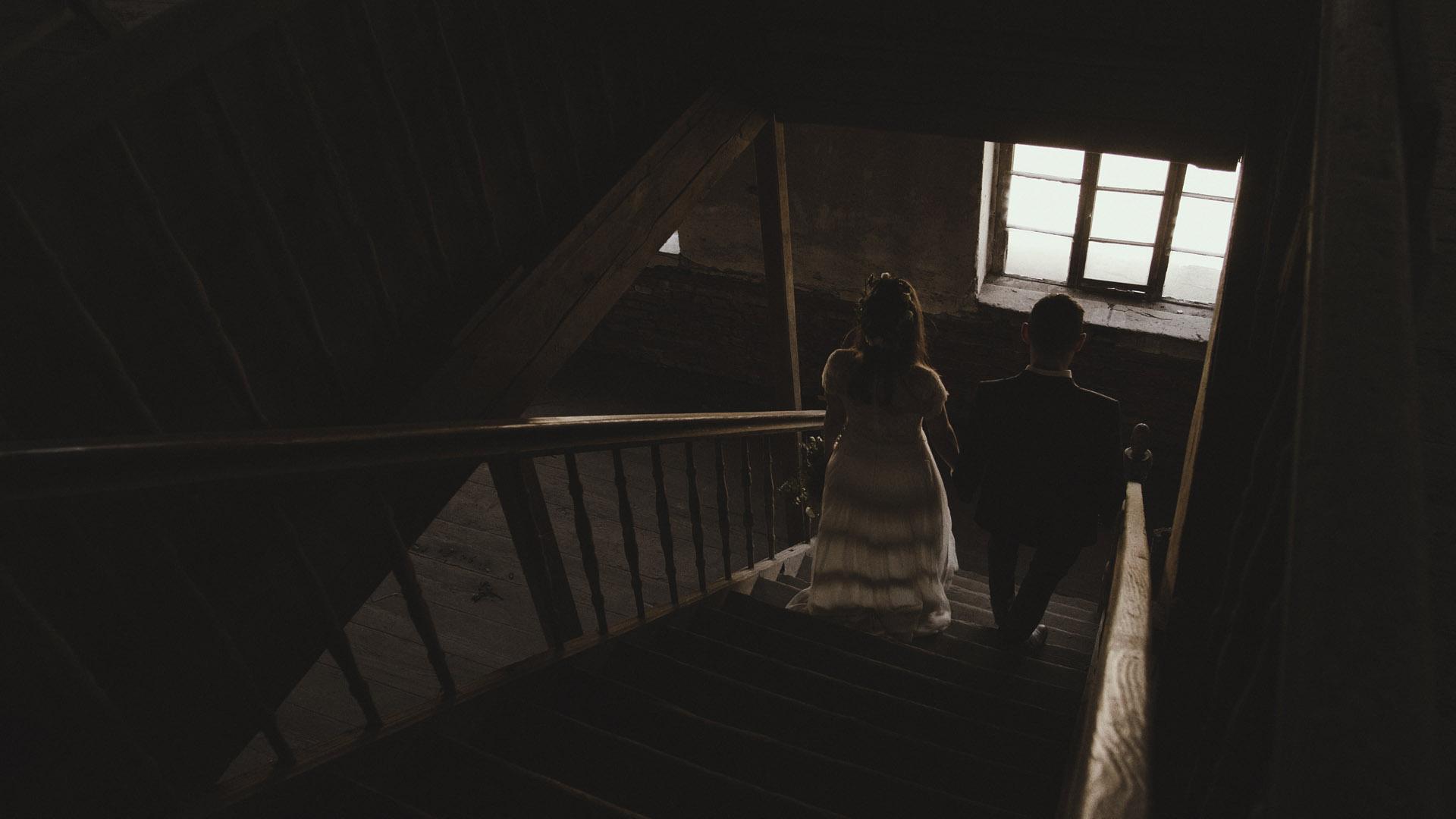 7 Folwark Wąsowo Para Młoda teledysk ślubny