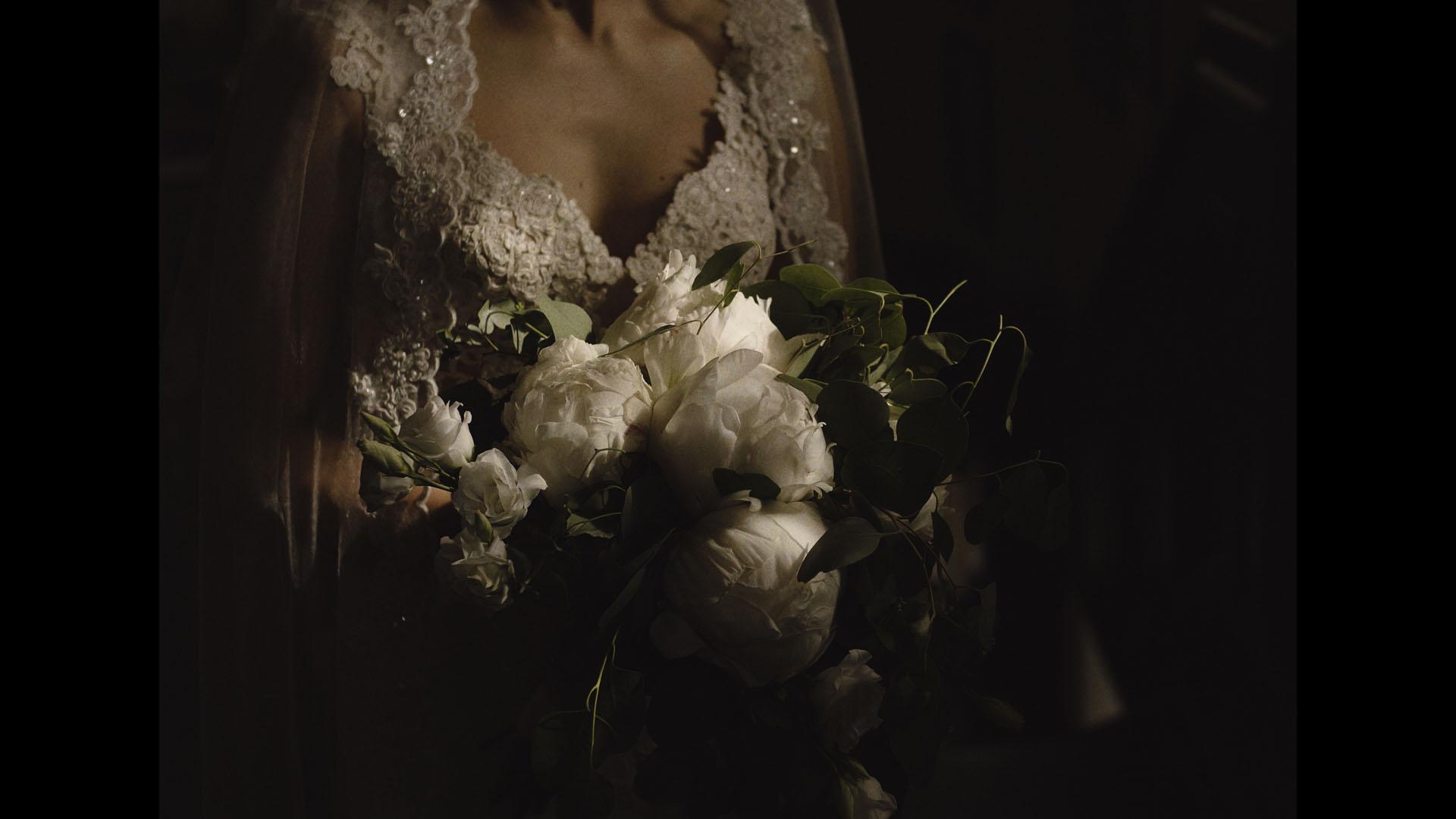 18 kwiaty na ślub w pałacu