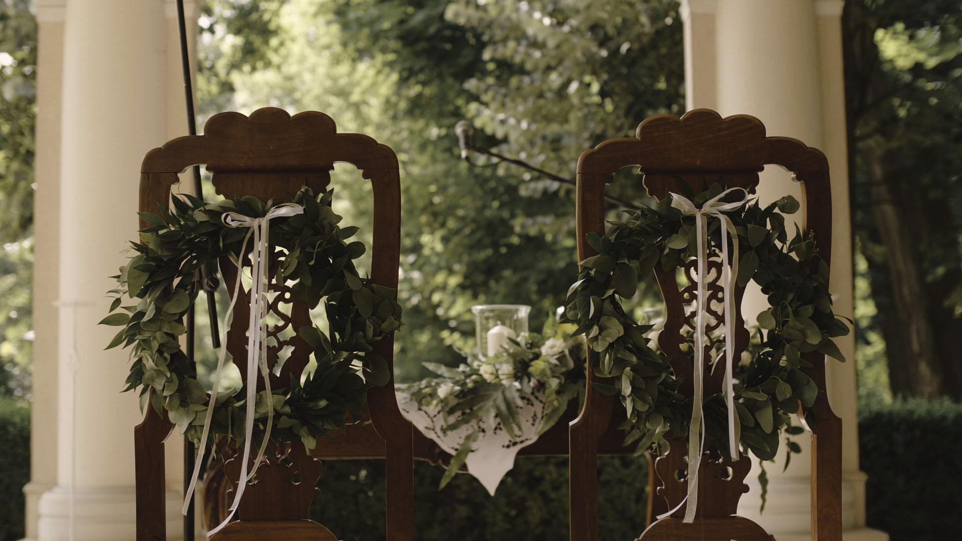 20 ślub kościelny w plenerze pałac tłokinia