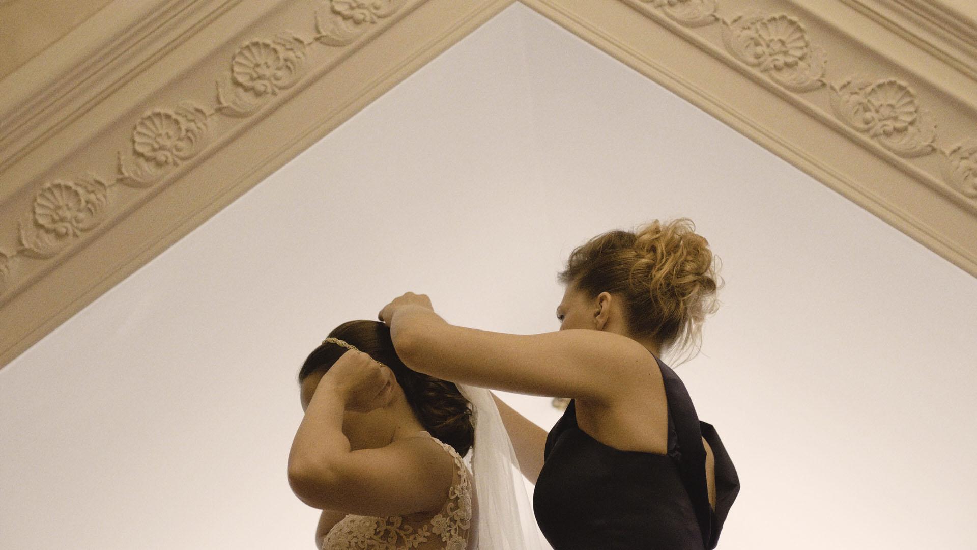 24 panna młoda przygotowania film ślubny teledysk ślubny