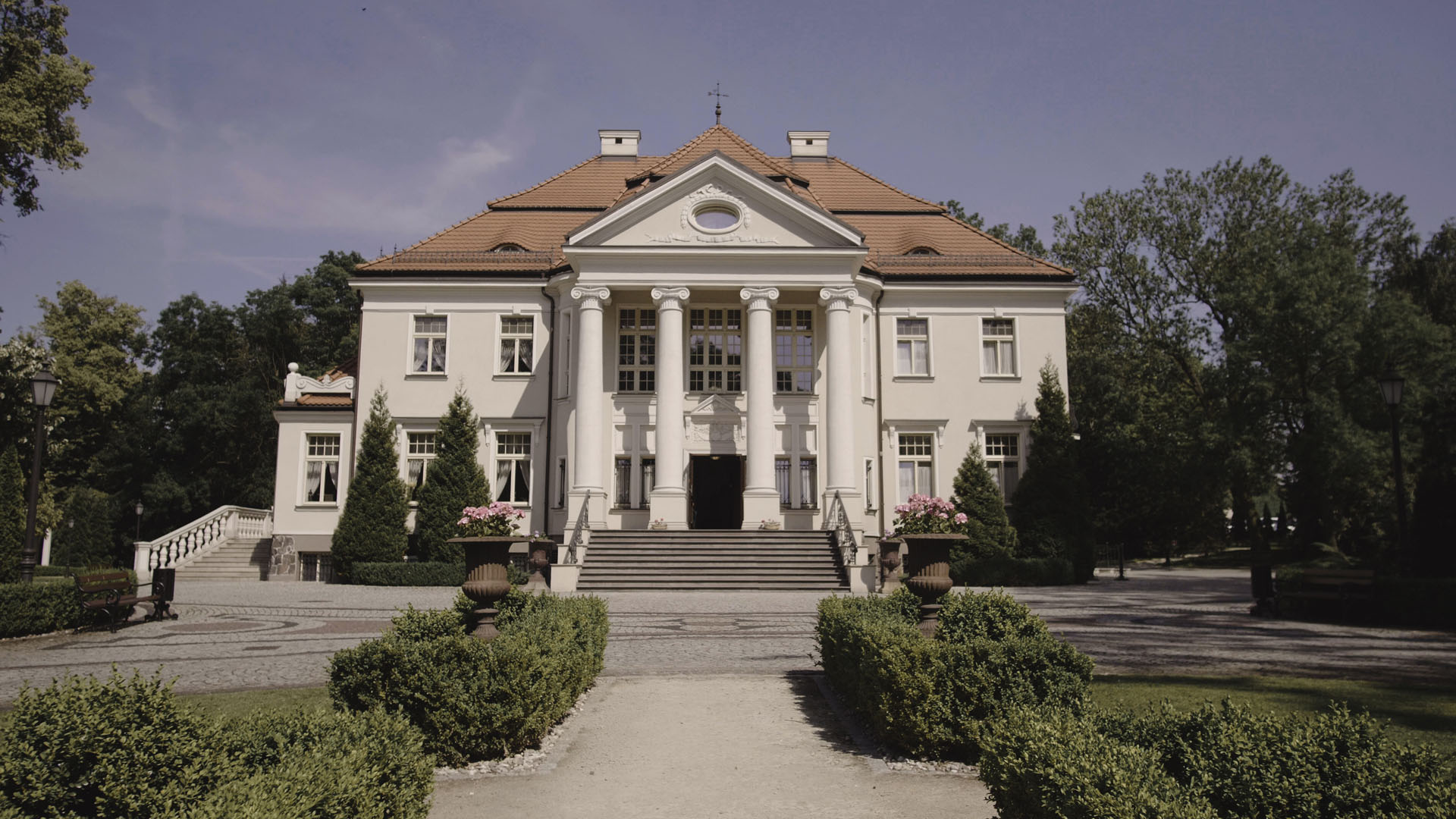 4 pałac tłokinia wesele