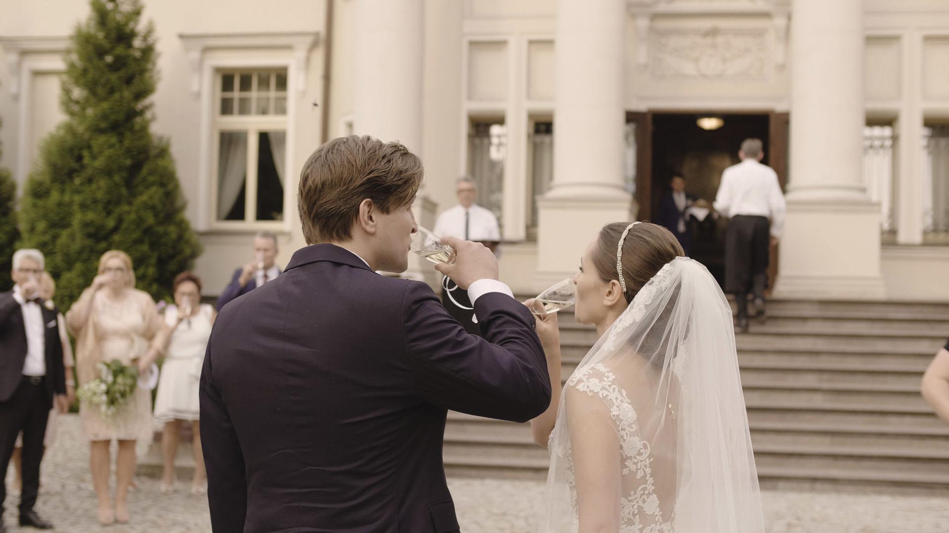 40 klip ślubny