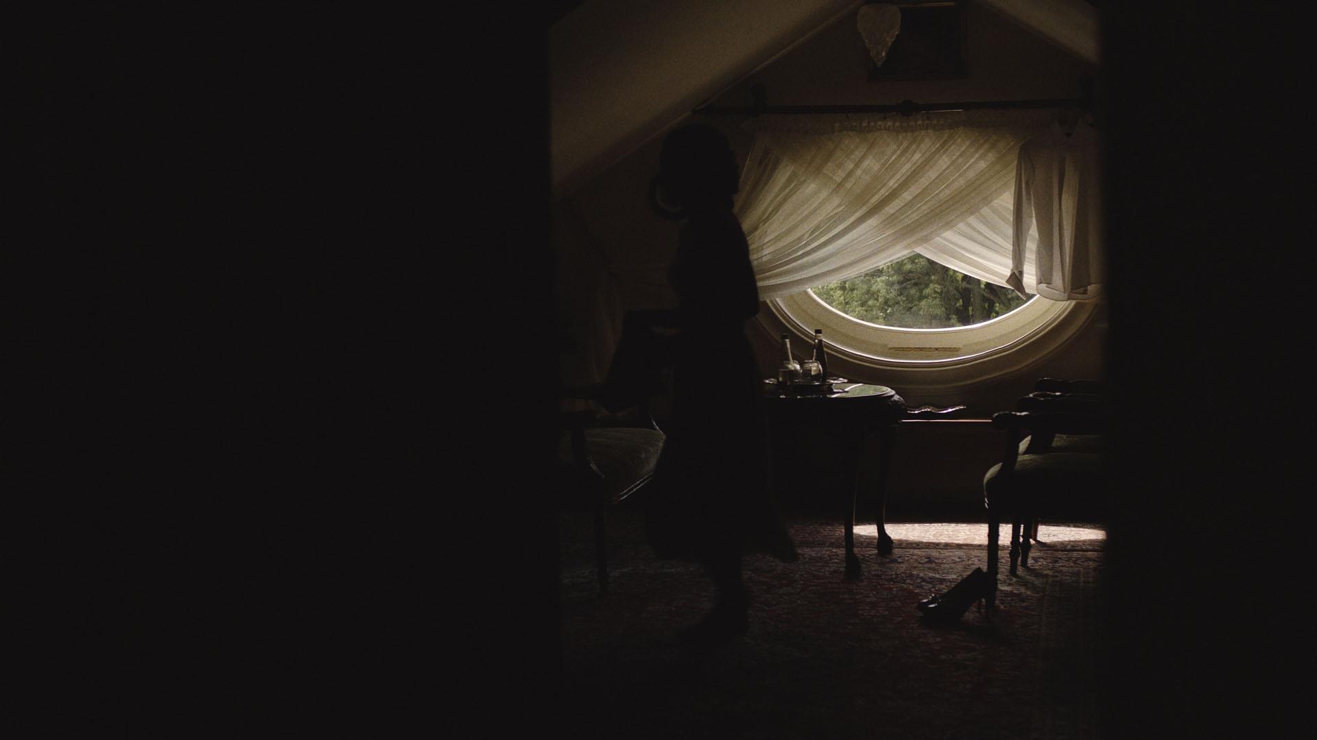 9 wnętrze pałacu tłokinia film ślubny