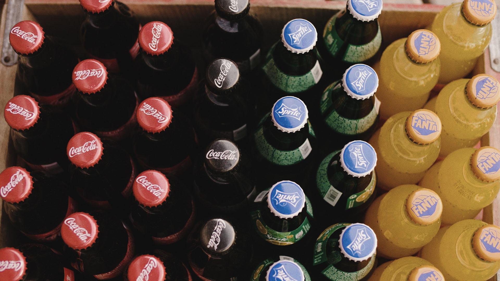 29 ślub cola w butelka sprite fanta