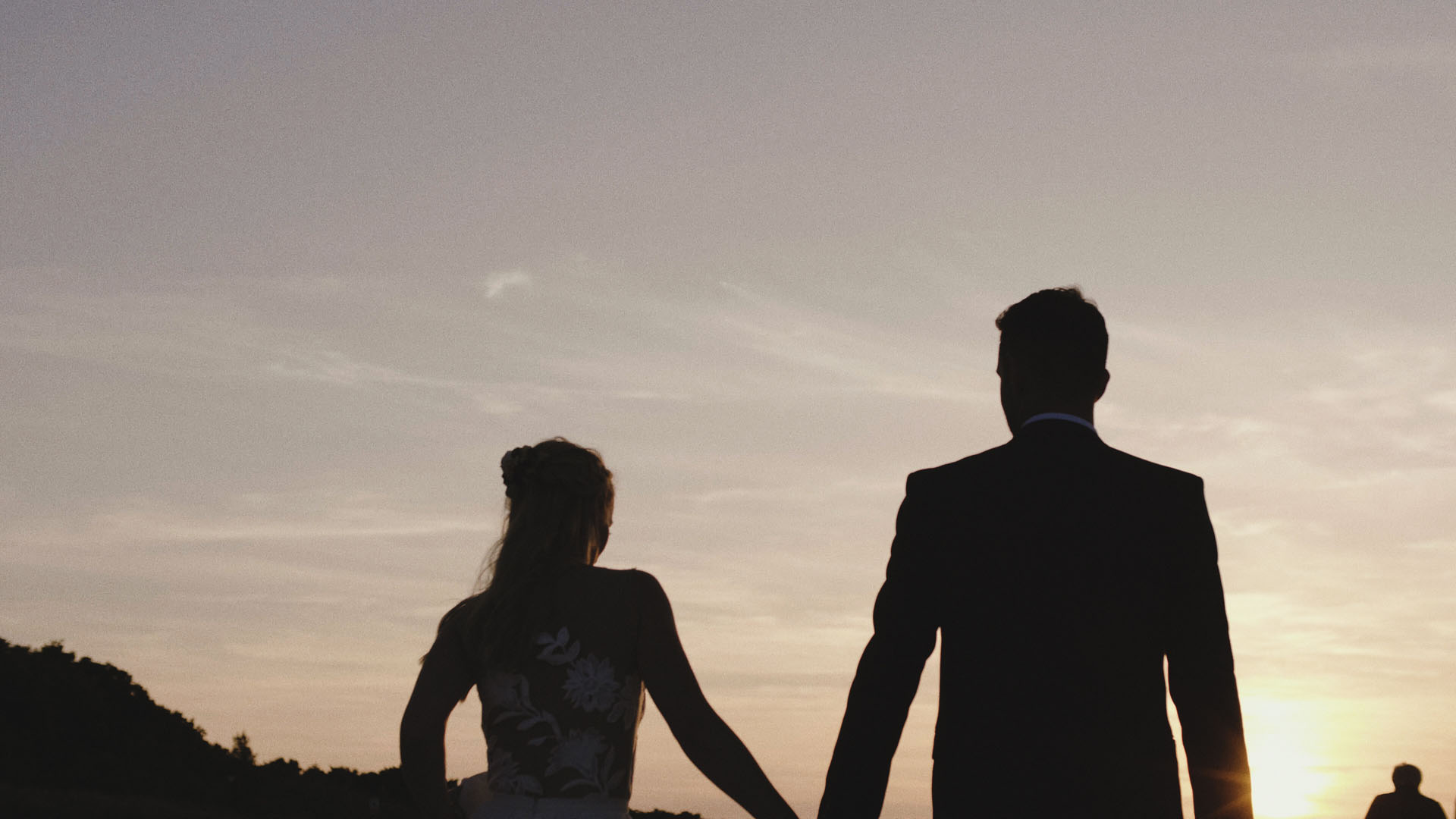 74 państwo młodzie nad morzem film ślubny