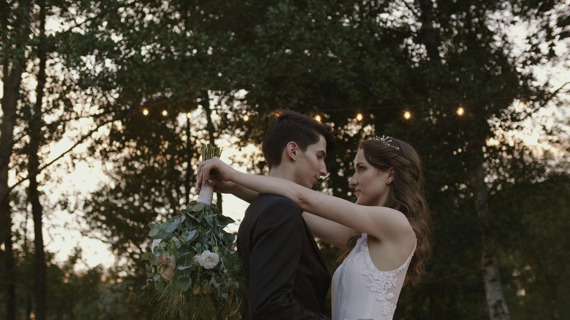 12 girlandy świetlne wesele