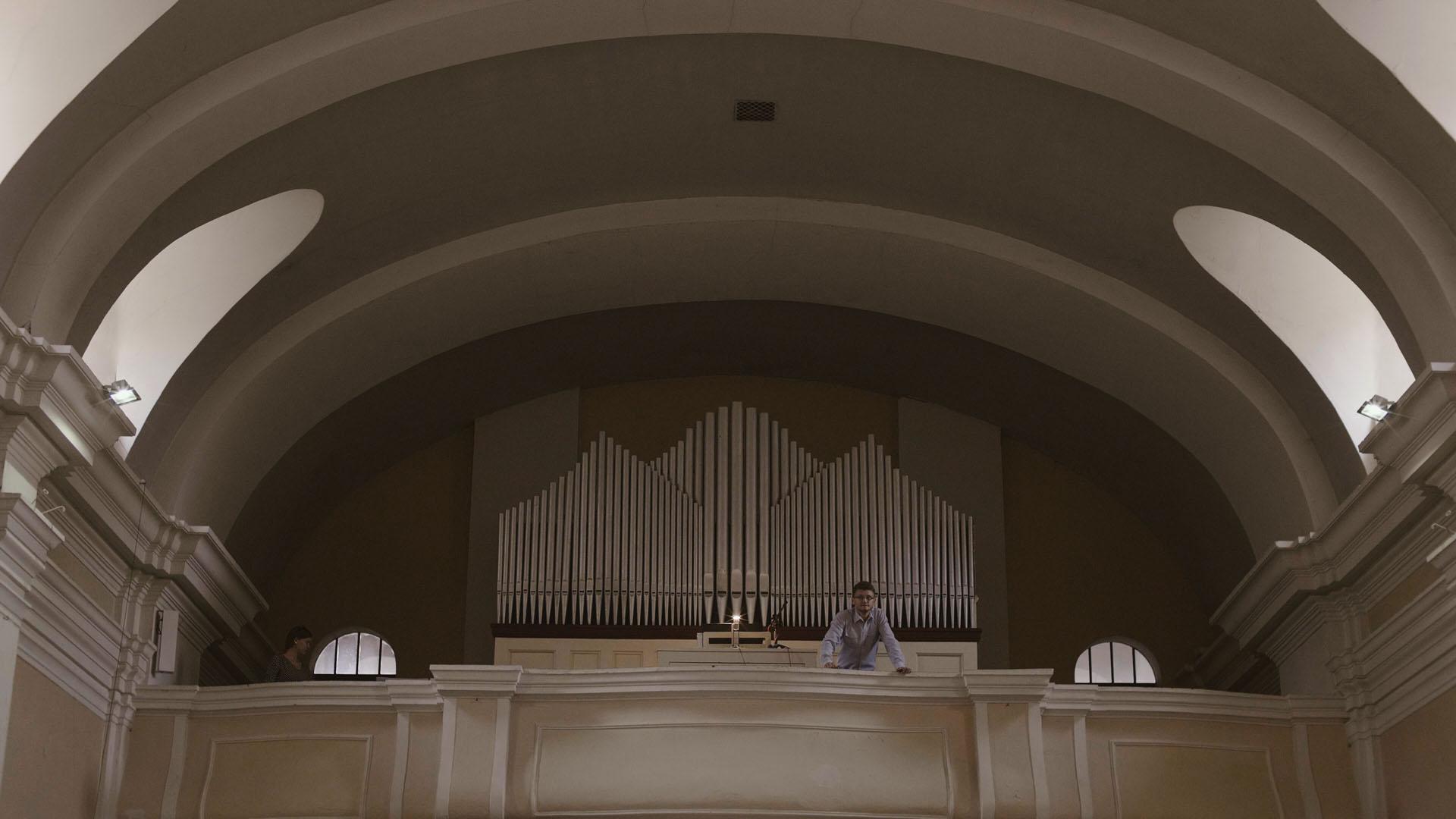 18 wesele organy