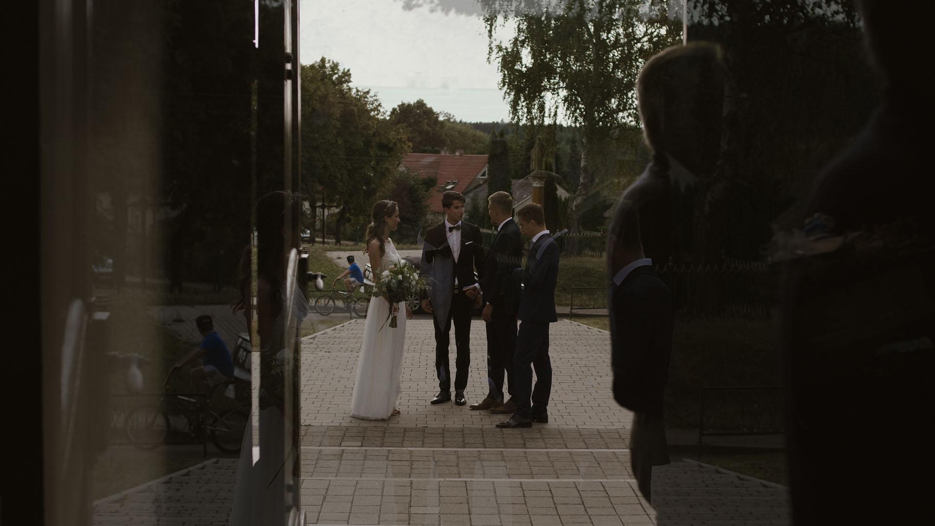 3 kościół film ślubny