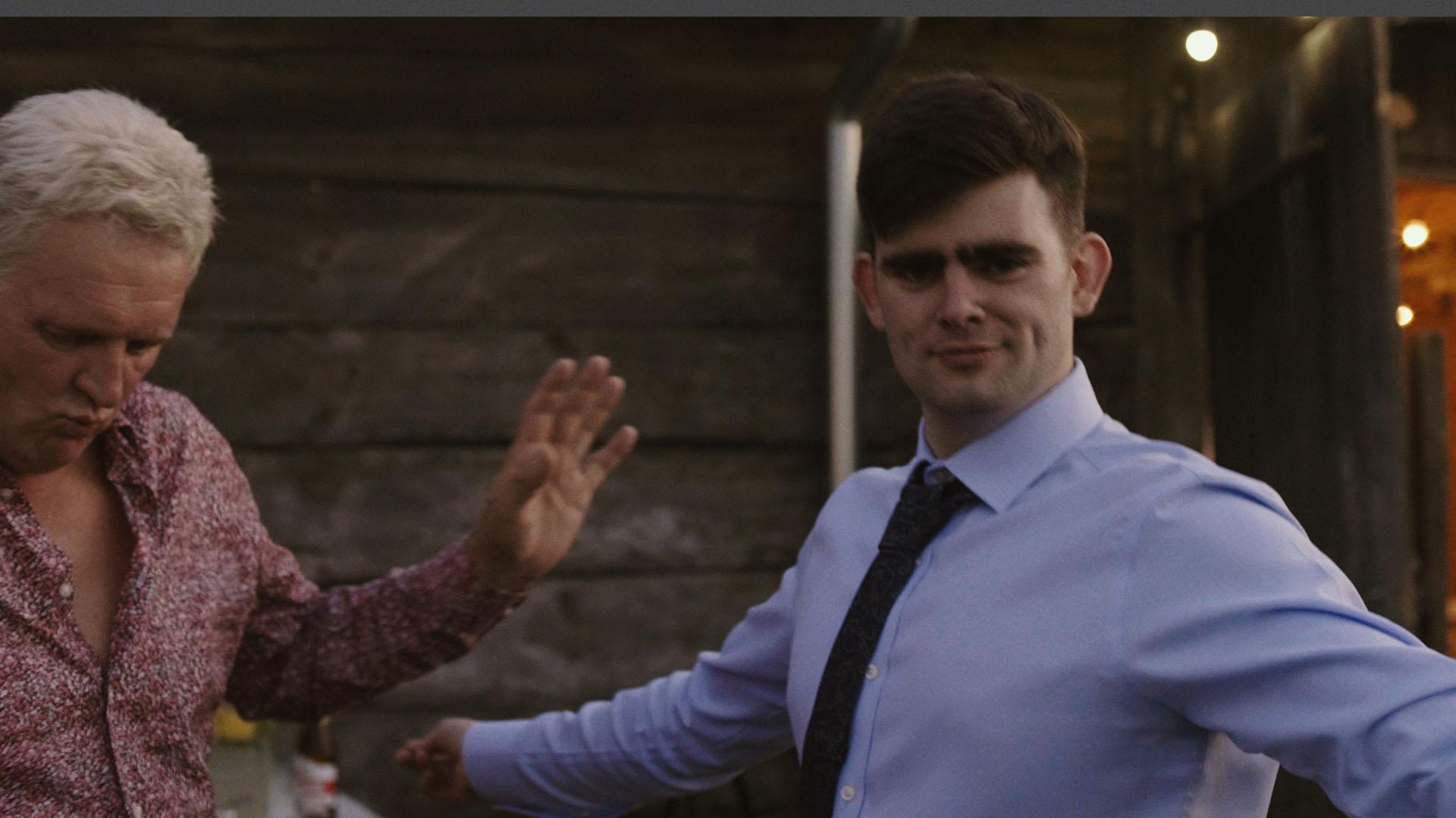 111 folwark ruchenka stodoła wesele ślub humanistyczny. film ślubny