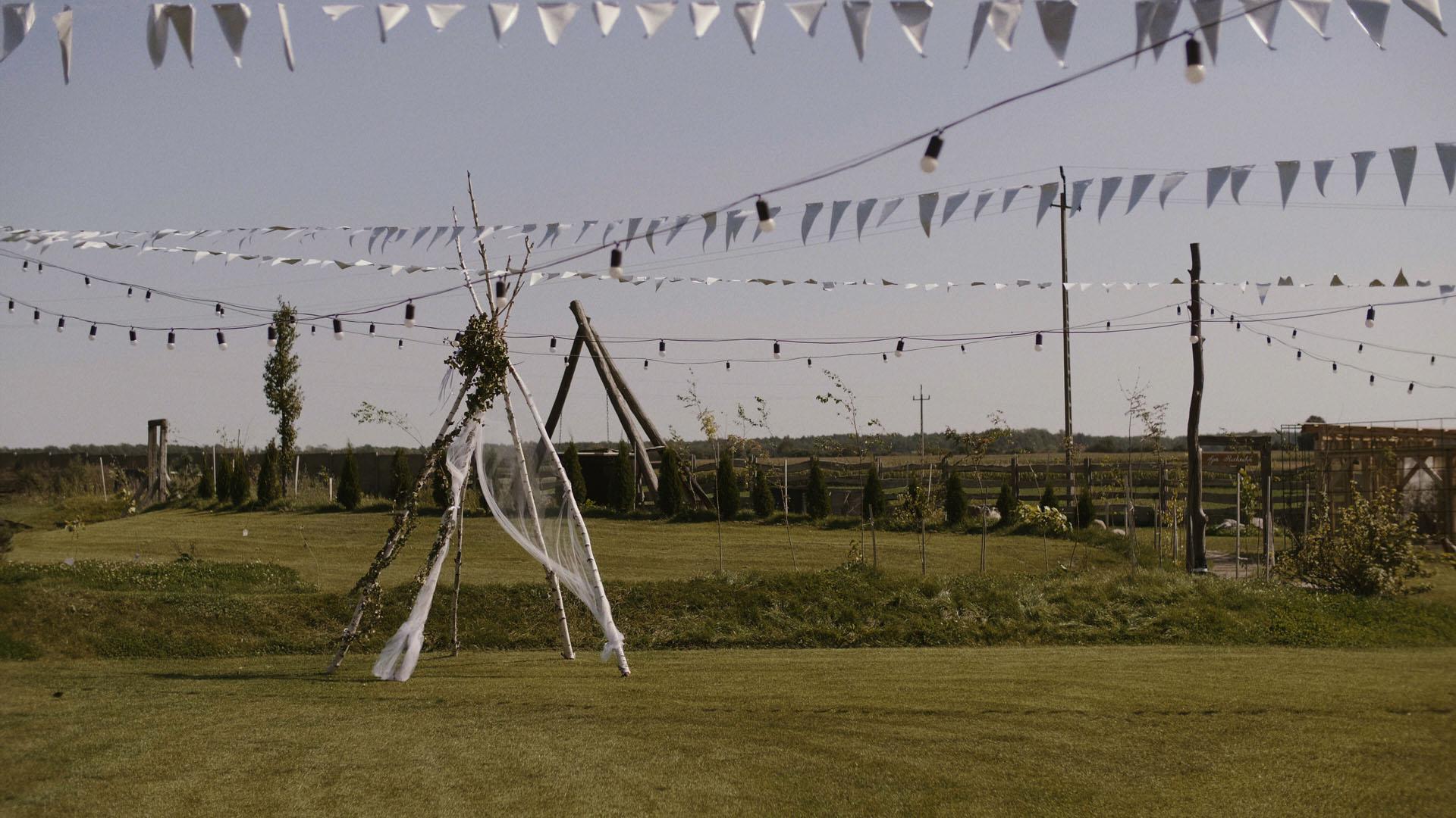 21 folwark ruchenka stodoła wesele ślub humanistyczny. film ślubny