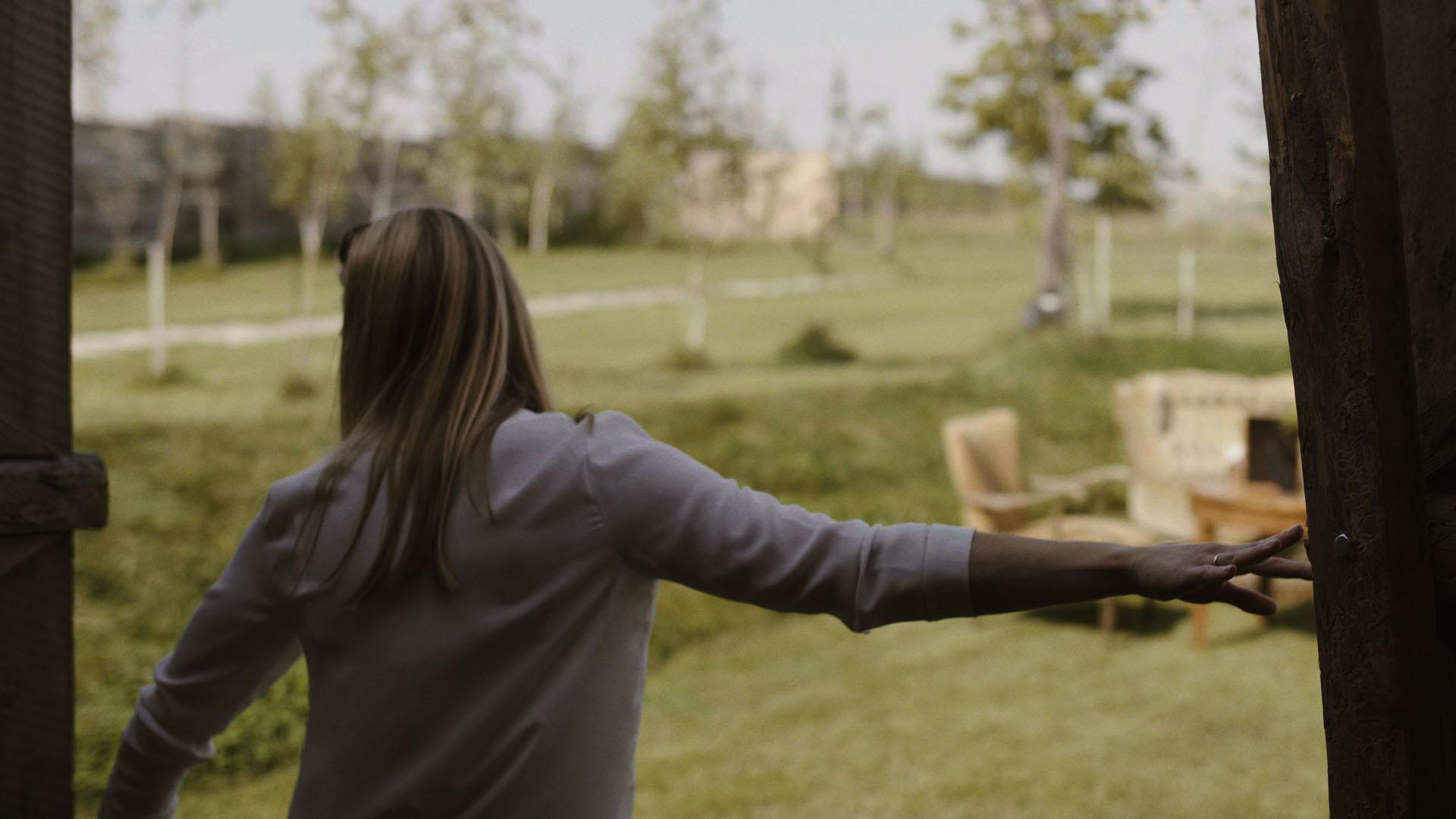 62 folwark ruchenka stodoła wesele ślub humanistyczny. film ślubny
