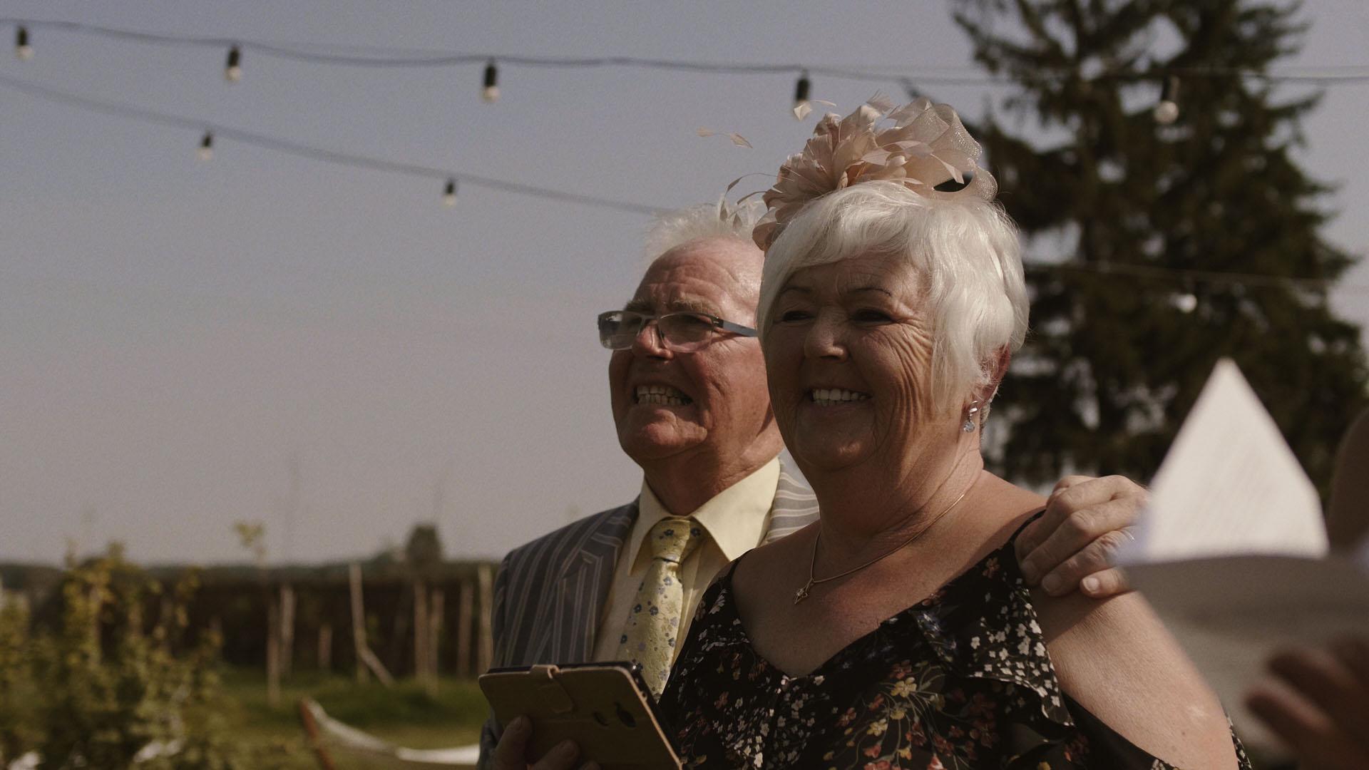 71 folwark ruchenka stodoła wesele ślub humanistyczny. film ślubny