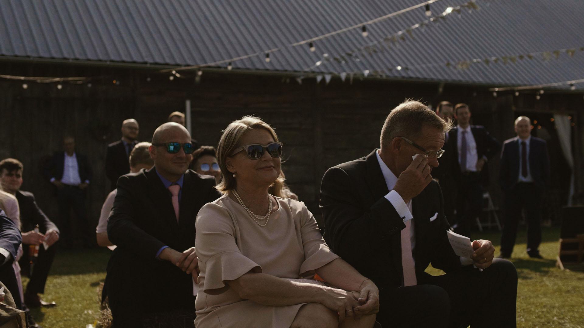 74 folwark ruchenka stodoła wesele ślub humanistyczny. film ślubny