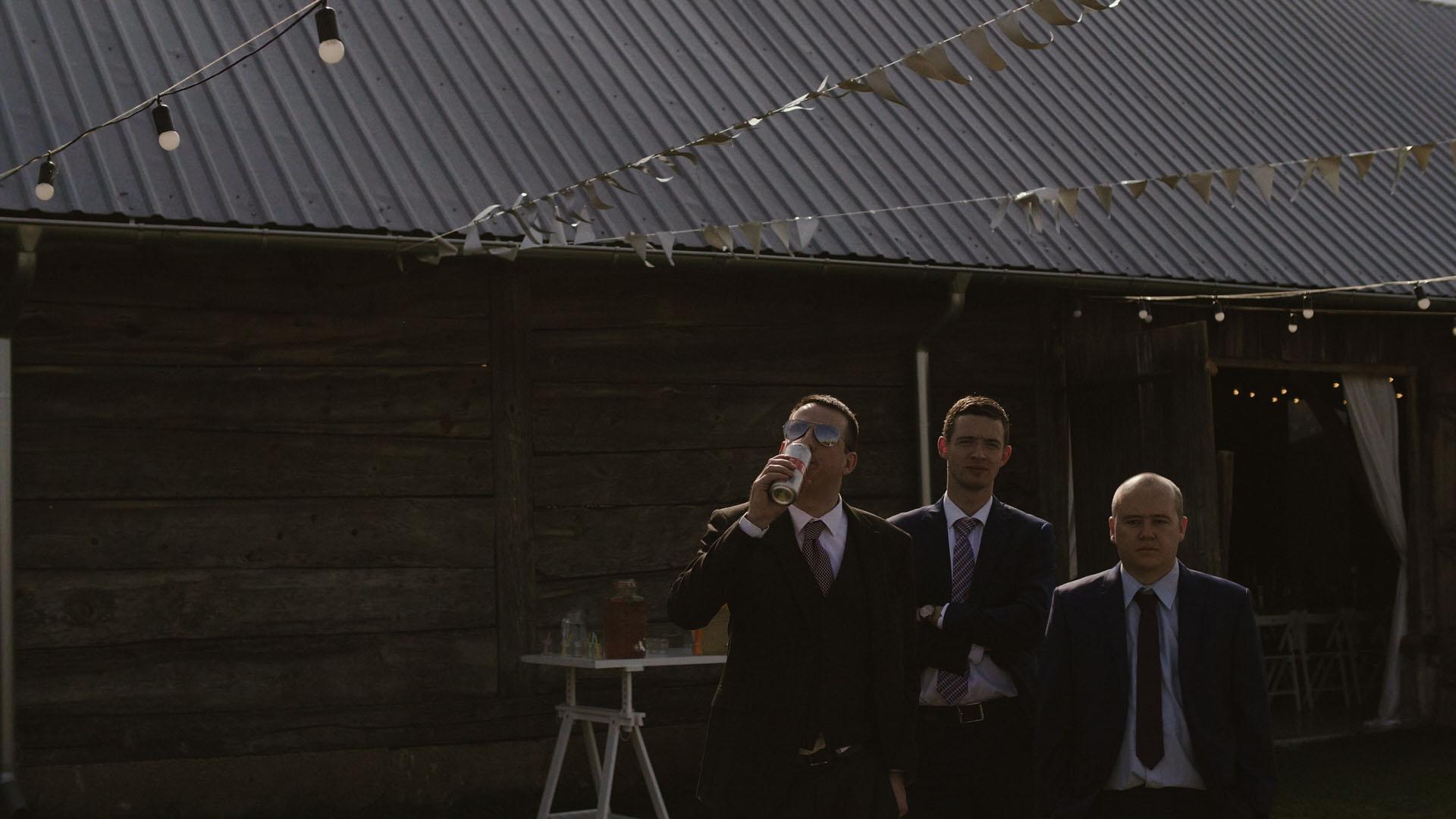 75 folwark ruchenka stodoła wesele ślub humanistyczny. film ślubny