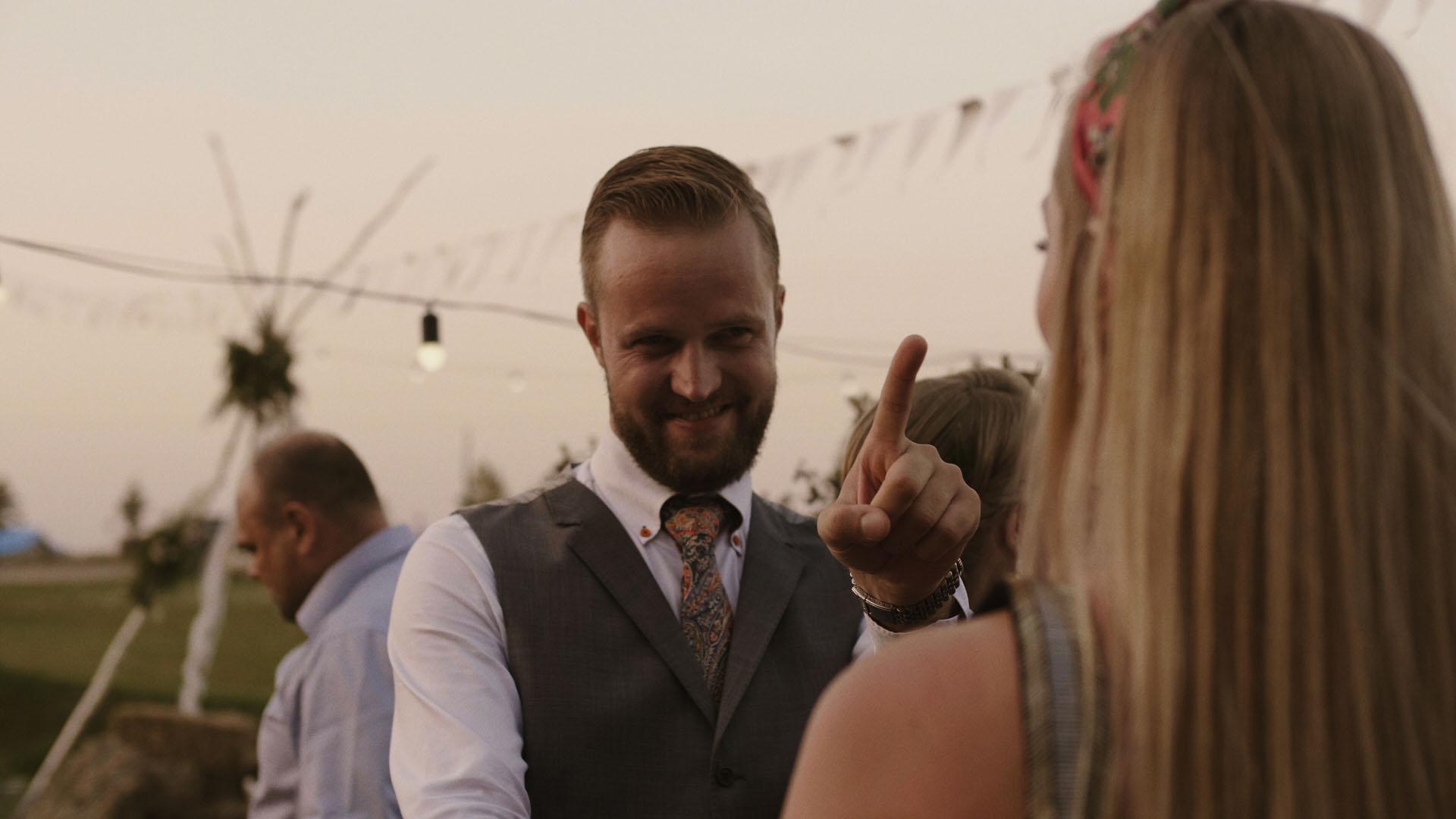 93 folwark ruchenka stodoła wesele ślub humanistyczny. film ślubny