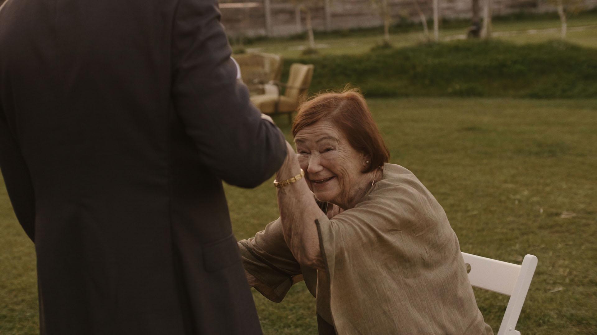 96 folwark ruchenka stodoła wesele ślub humanistyczny. film ślubny