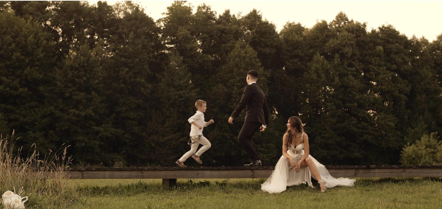 weranda home wedding in poland poznan wedding videography film video