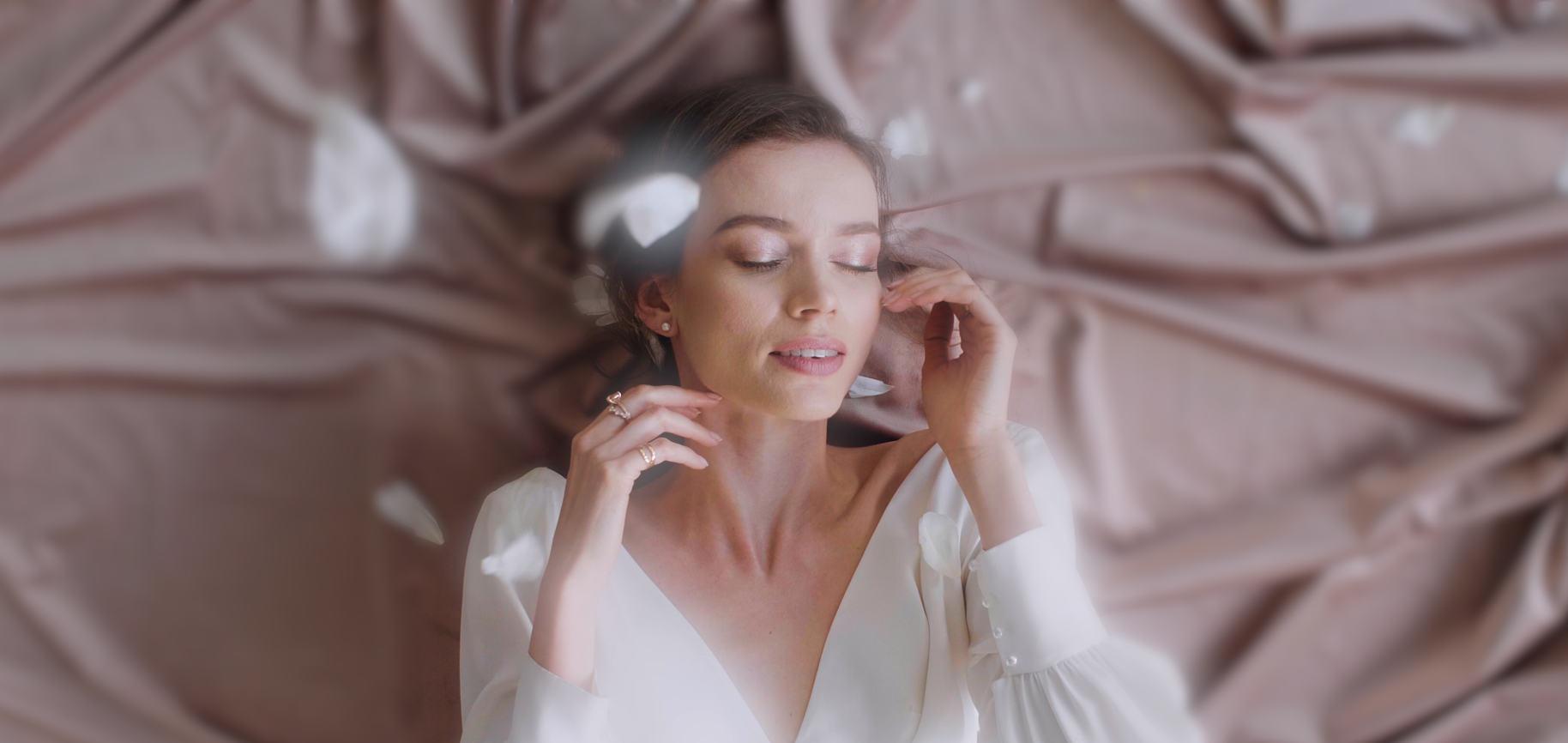 stylizowana sesja ślubna film ślubny alpaka wedding videography